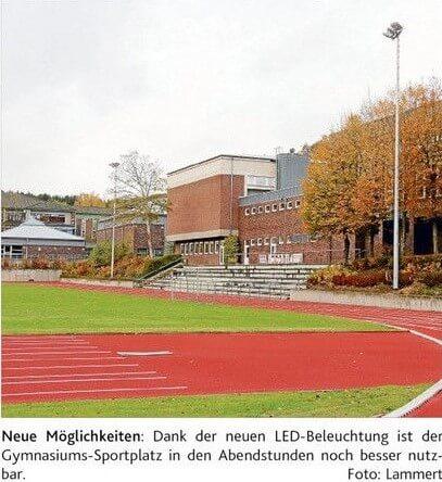 Landkreis sorgt für optimale Beleuchtung