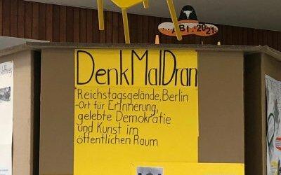 DenkMalDran: Eine Ausstellung des WPU Geschichte