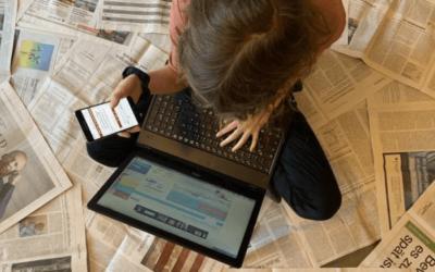 Über die Zukunft des Journalismus