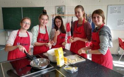 ¡Qué rico! Arepas de queso im Spanischunterricht – Interkulturelles Lernen im WPU