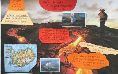 Island und seine Vulkane