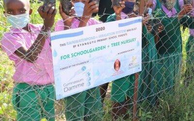 Unser Wasserprojekt in Kenia wächst weiter!