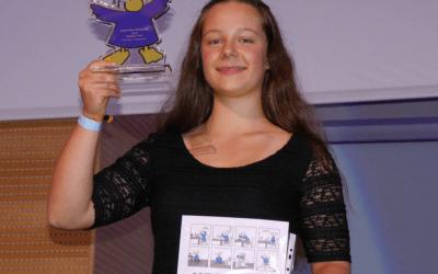 Sophia Brunner wird sensationell deutsche Meisterin