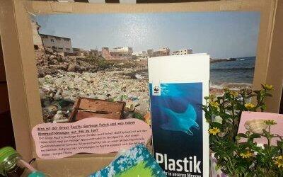 7a informiert auf kreative Weise über Verschmutzung der Weltmeere